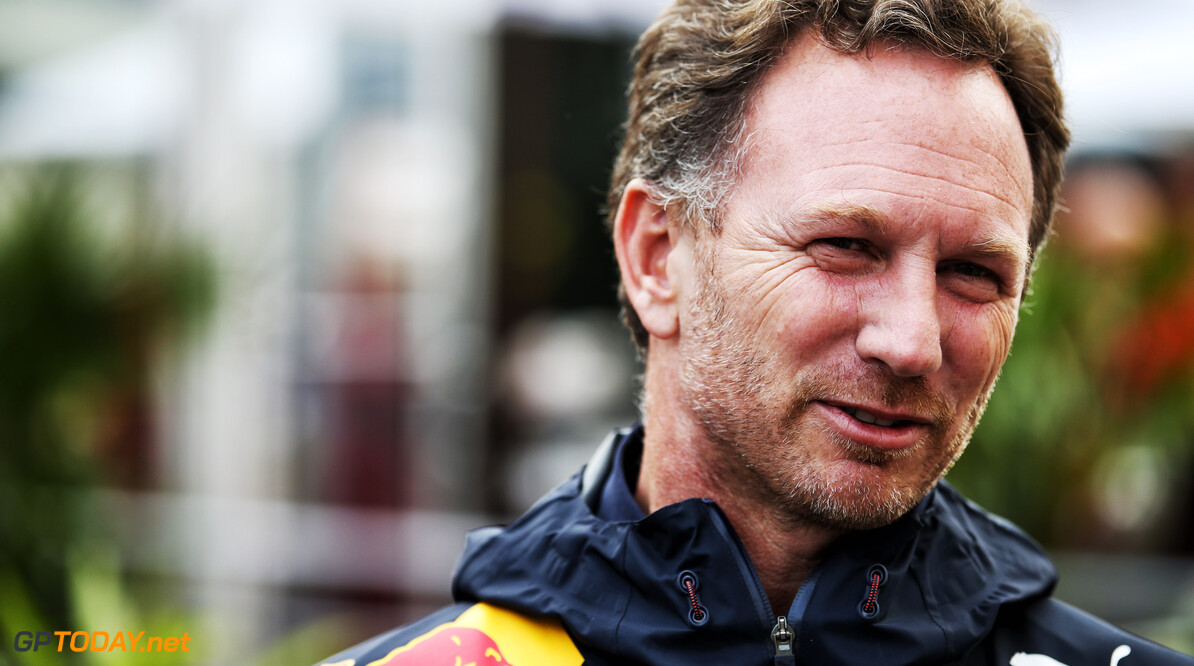 Horner credits Renault engine for Mexico win