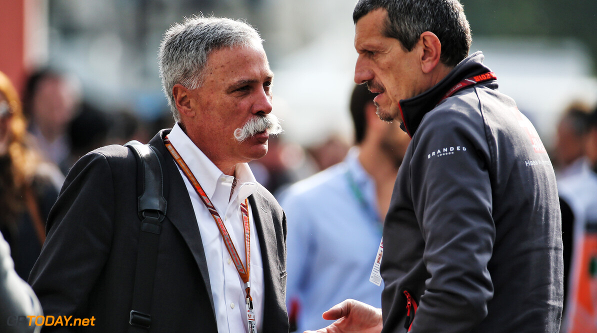 F1 still aiming for new 2021 manufacturer