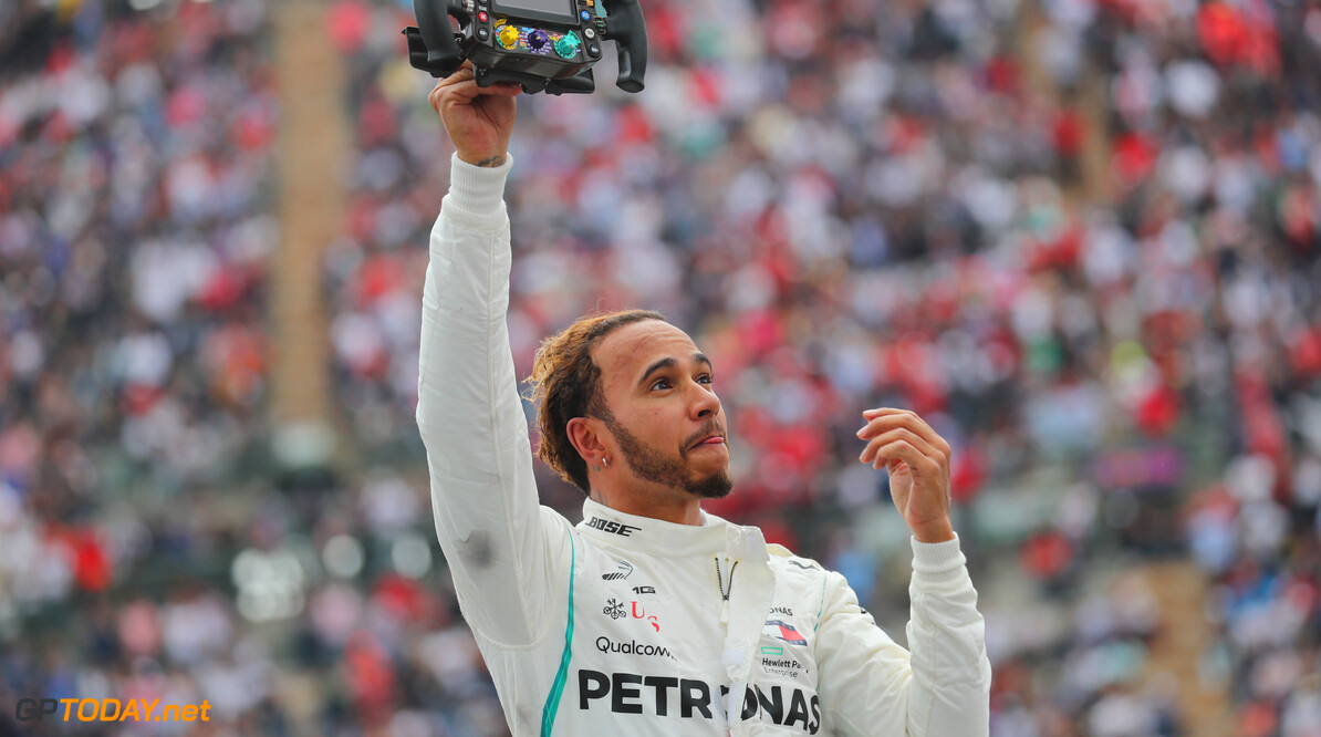 Hamilton aiming for Mercedes double at final rounds