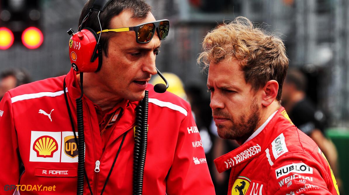 Vettel geeft constructeurstitel nog niet op