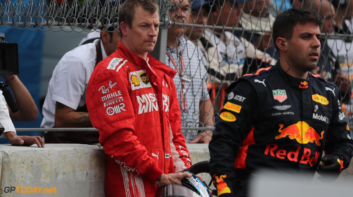 Raikkonen geeft af op willekeur aan straffen in de Formule 1