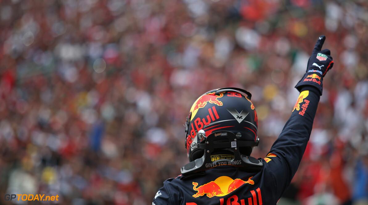 Max Verstappen verwacht 'erg goede race' te hebben in Mexico