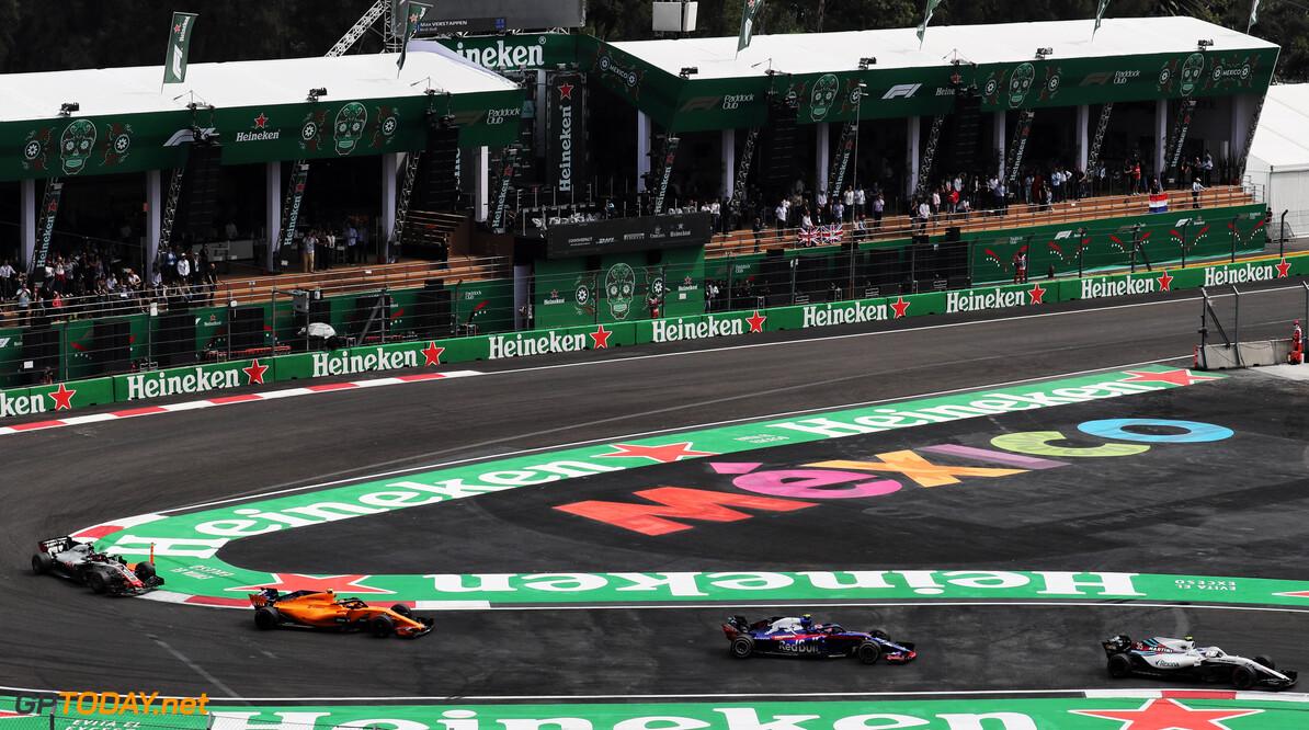 Wanneer is de Grand Prix van Mexico op TV te zien?
