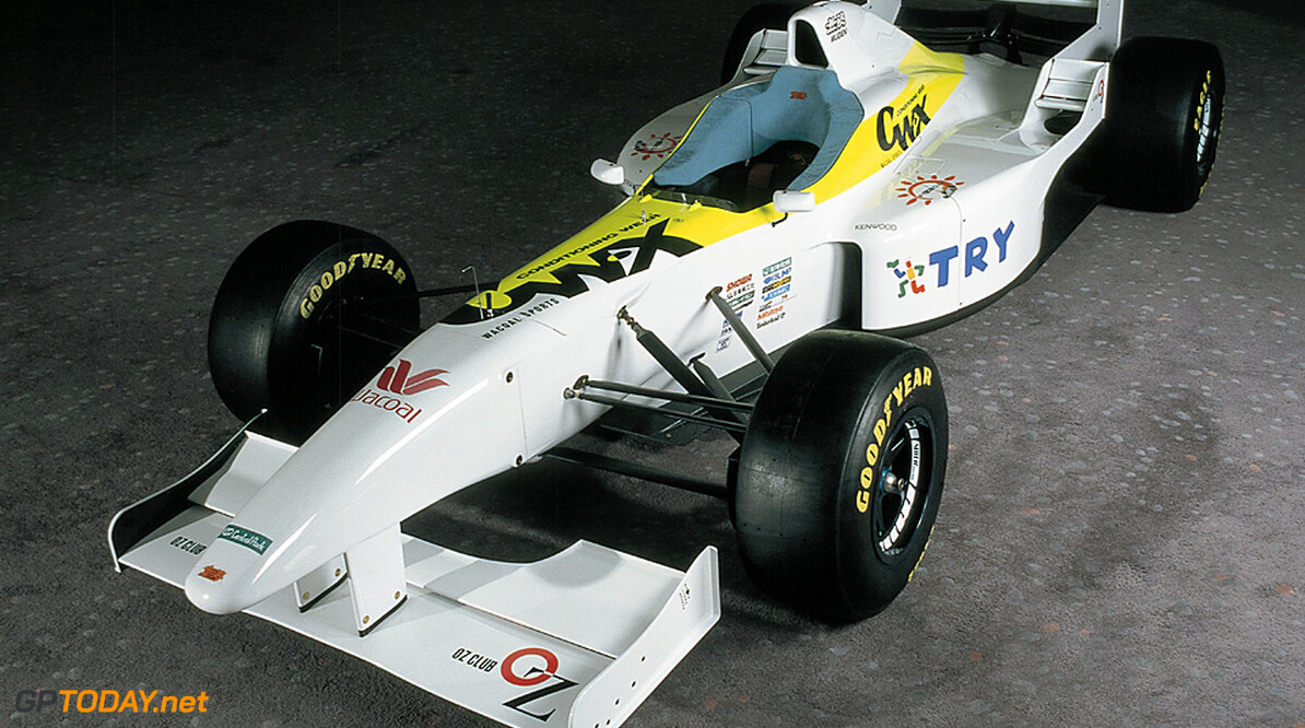 <b>Historie:</b> Haven't made the grid: Dome F105 Mugen-Honda