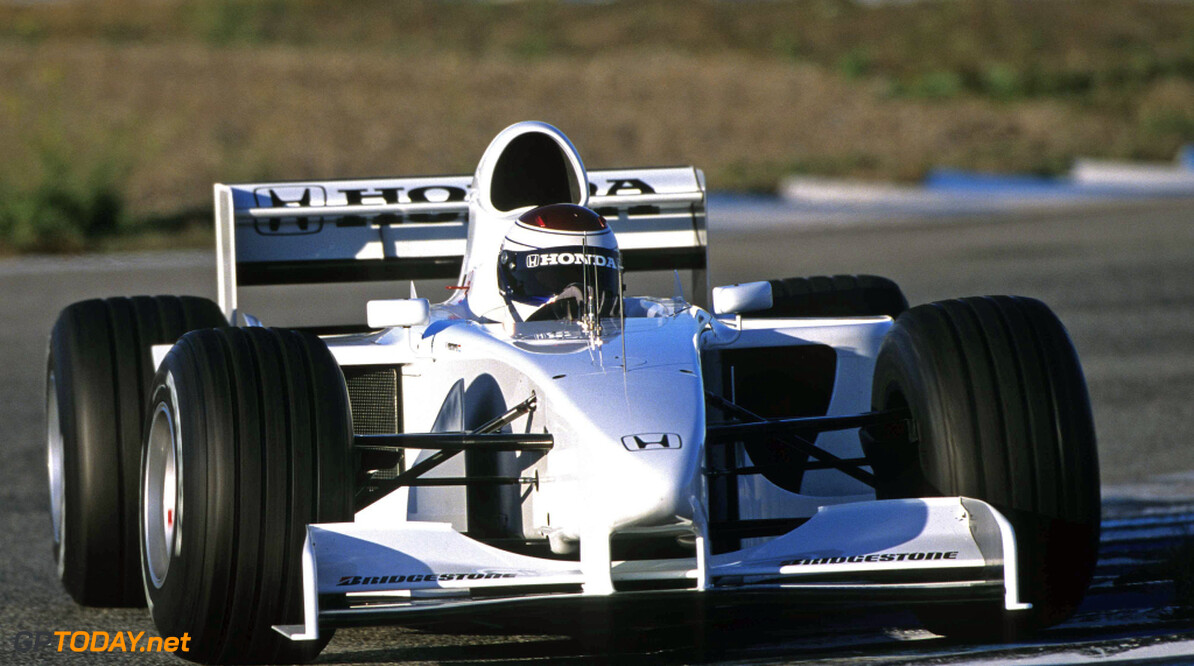 <strong>Historie:</strong> Haven't made the grid: De Honda trilogie: Deel 2 - Dallara RA099 uit 1999