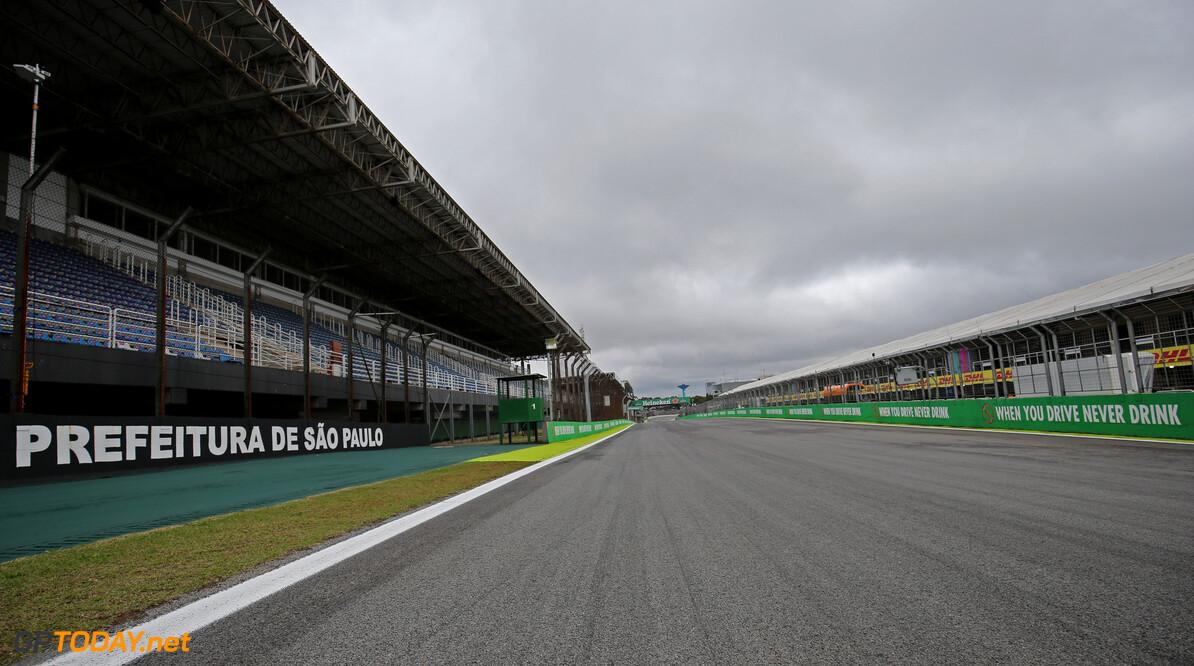 Weersvoorspelling Grand Prix van Brazilië