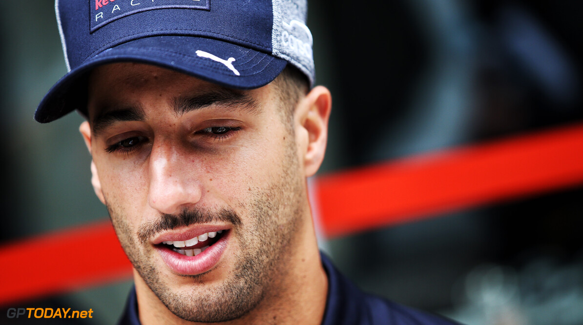 Ricciardo calls for weighbridge rule change