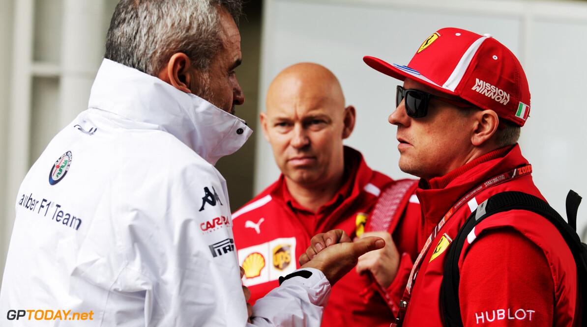 Ook Raikkonen mag testen voor nieuwe team  in Abu Dhabi