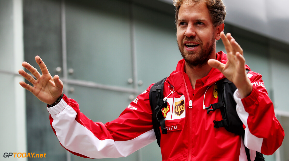 Vettel ontsnapt aan diskwalificatie en krijgt forse boete