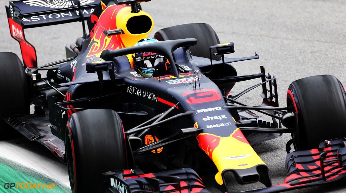 Ricciardo hit with penalty for Brazil GP