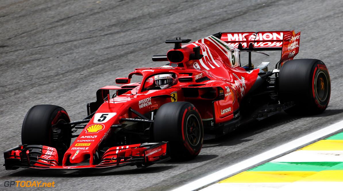 Vettel: Ferrari 'in the ballpark' at Interlagos