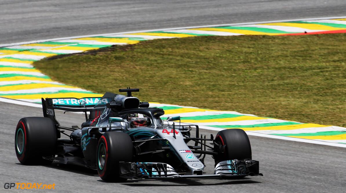 Hamilton cautious over 'improved' Mercedes car
