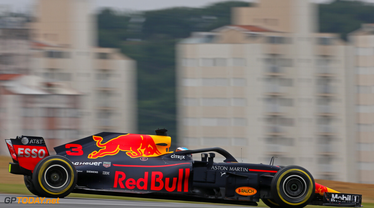 Red Bull-coureurs verwachten niet om pole te strijden