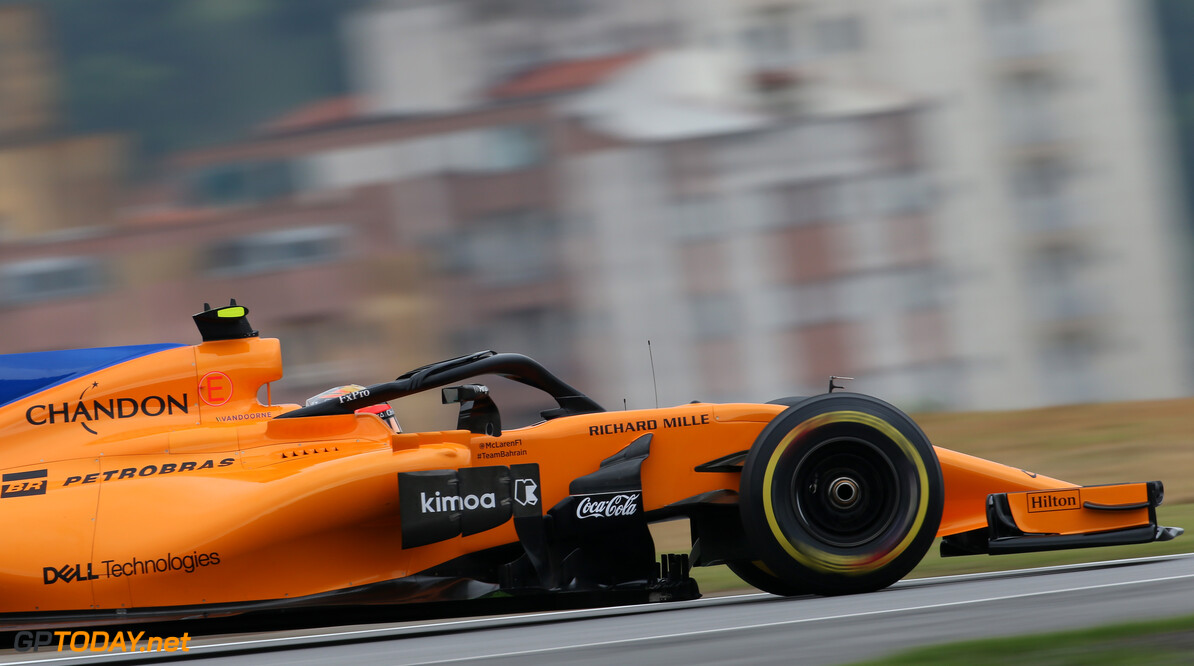McLaren in conversations with Coca-Cola over future deal