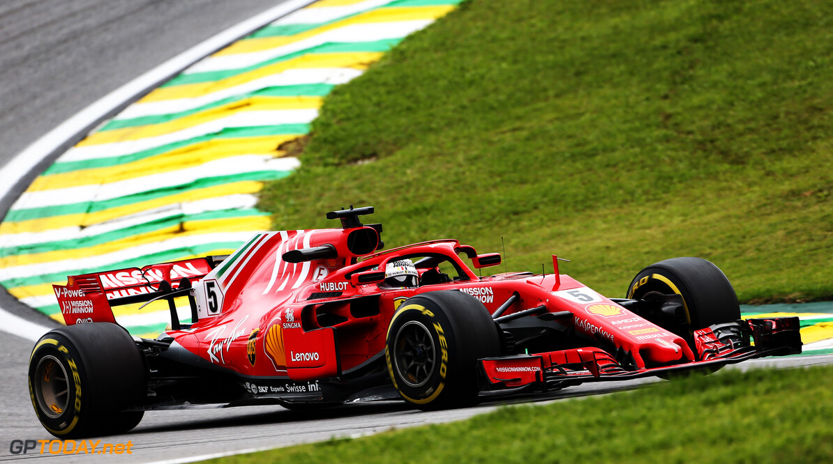 <strong>FP3:</strong> Vettel storms clear out in front