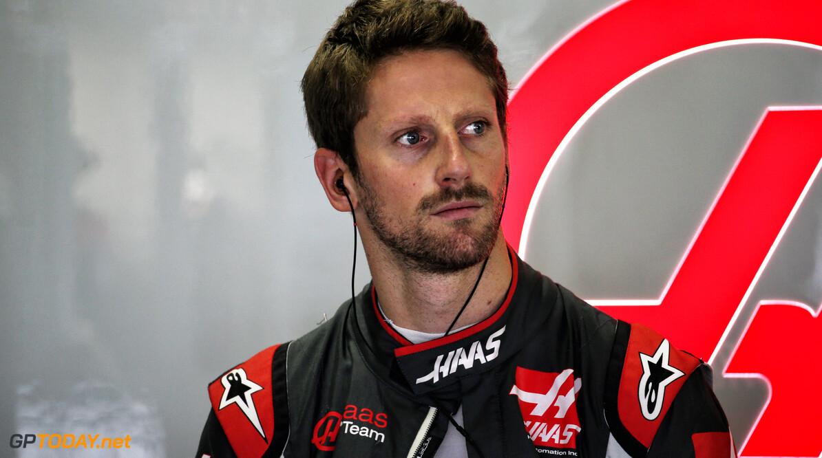 Grosjean trots op comeback in rechtstreeks duel met Magnussen