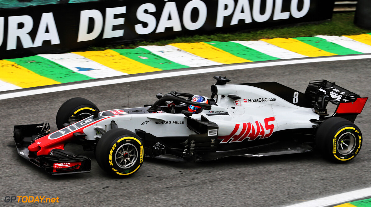 Grosjean hails Haas for 'amazing job' despite damage