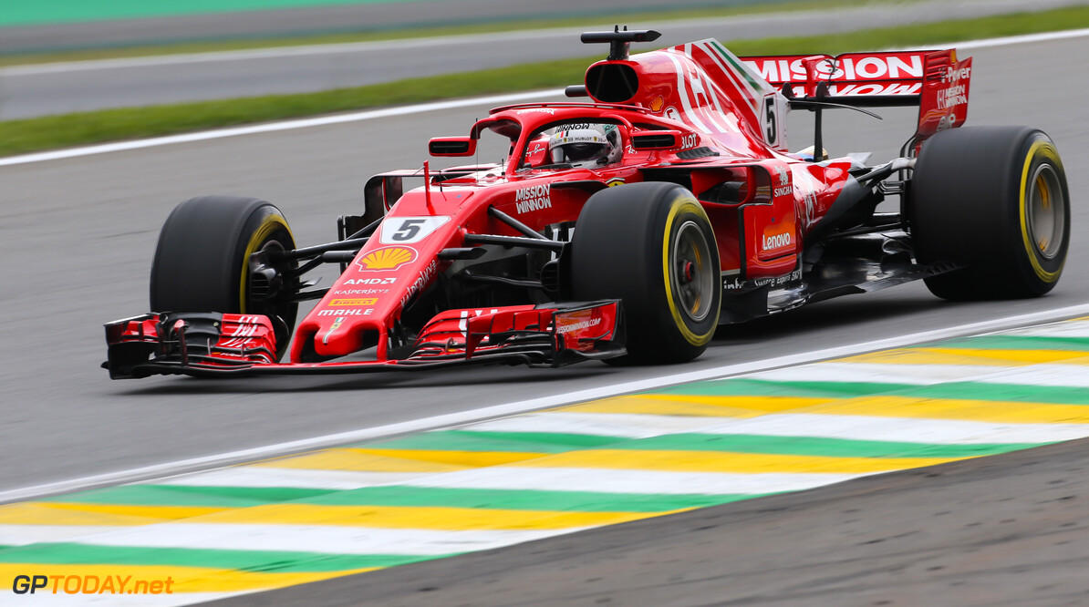 Ferrari to use 2018 F1 car at Mugello test this week