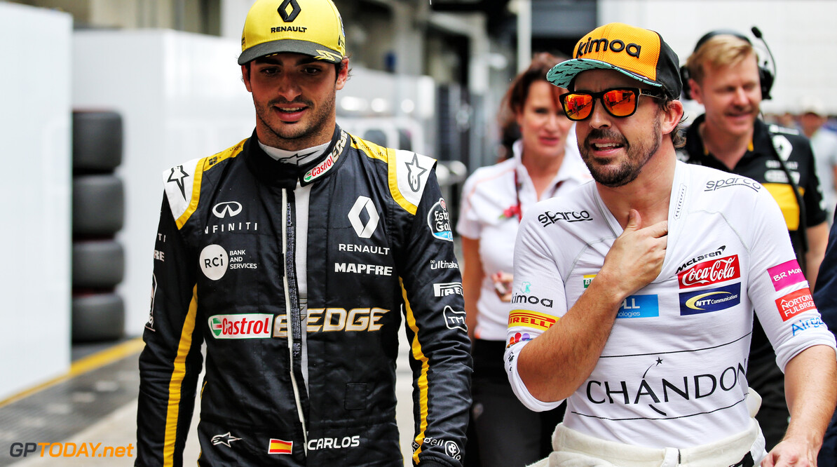 Sainz to ask Alonso for McLaren advice