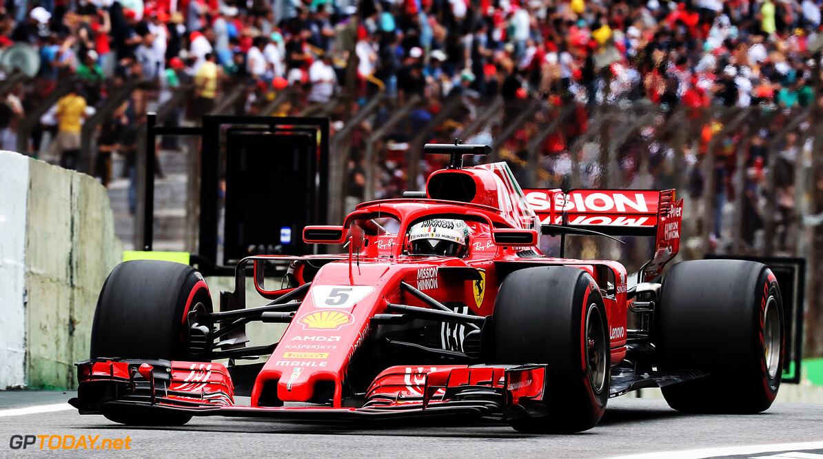 F1 won't change weighbridge rules after Vettel incident