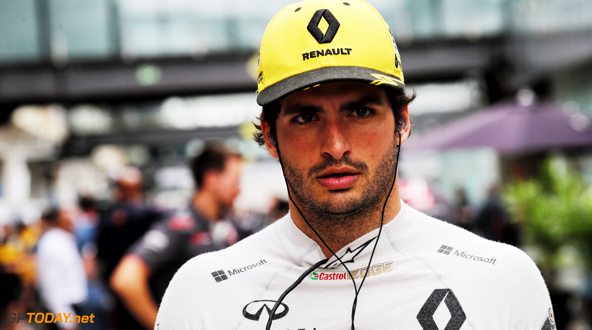 Sainz to test with McLaren in Abu Dhabi