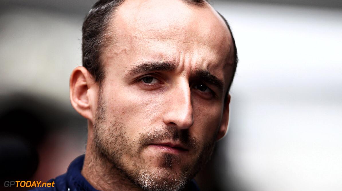 Kubica heeft beslissing genomen voor 2019