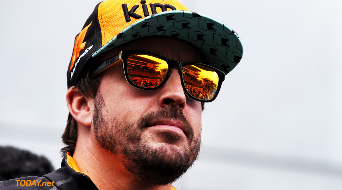 McLaren: Alonso first on speed-dial list