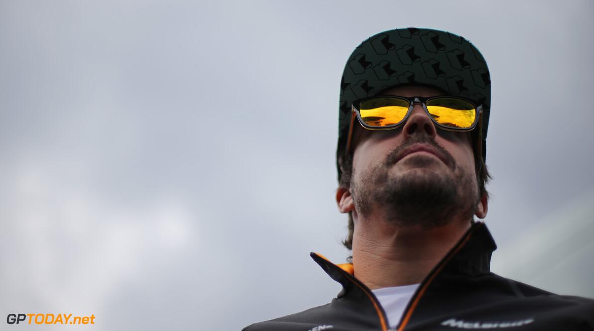 Alonso heeft de Formule 1 afgesloten en afgevinkt