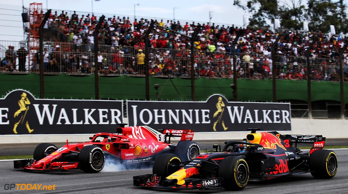 Probleem met sensor kostte Vettel zijn race