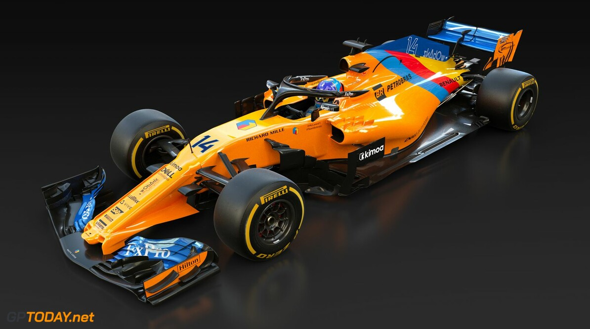 Alonso to run special livery for final race