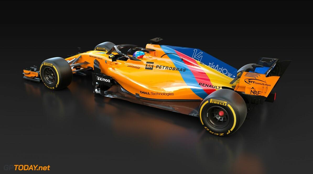 Speciale livery voor Alonso in laatste race
