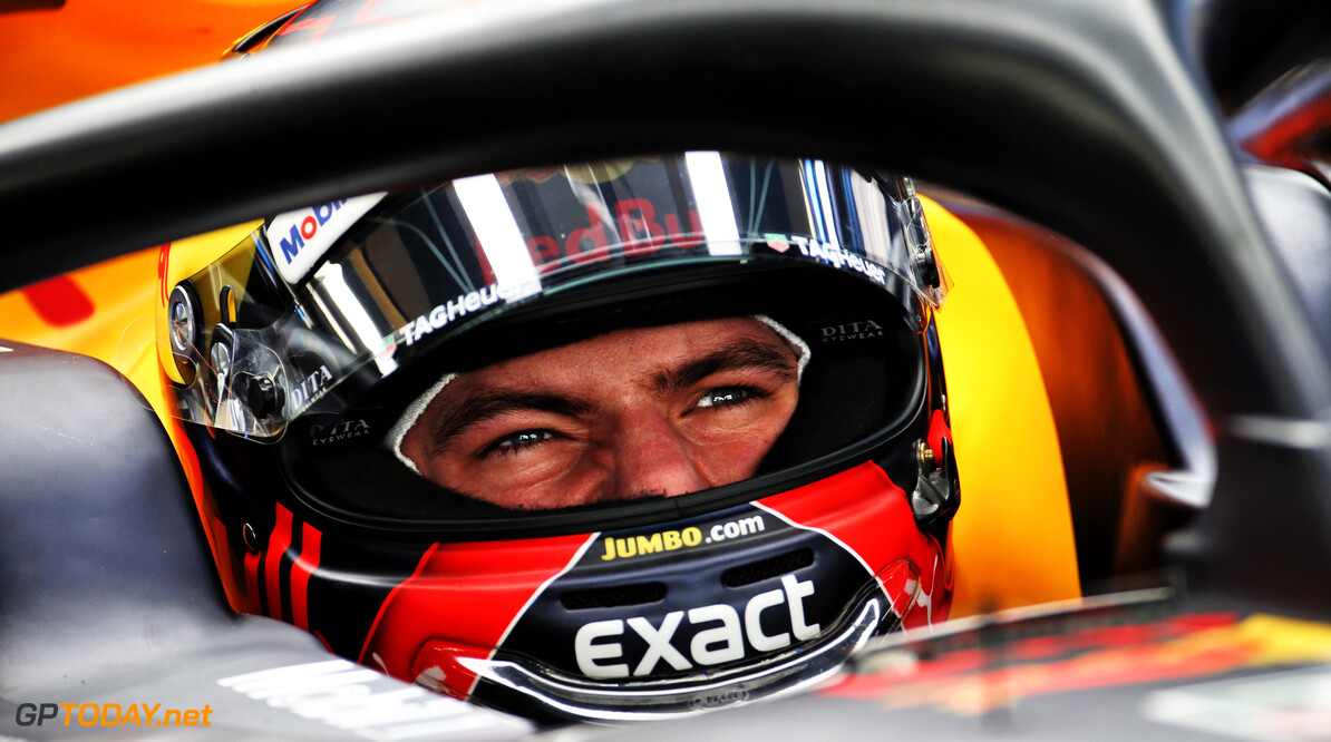 <strong>VT1:</strong> Sterk begin voor Red Bull Racing, Verstappen op P1