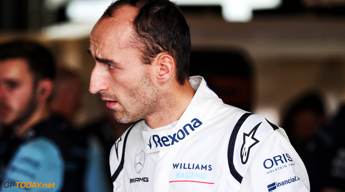 Kubica 'not afraid' of returning after long absence