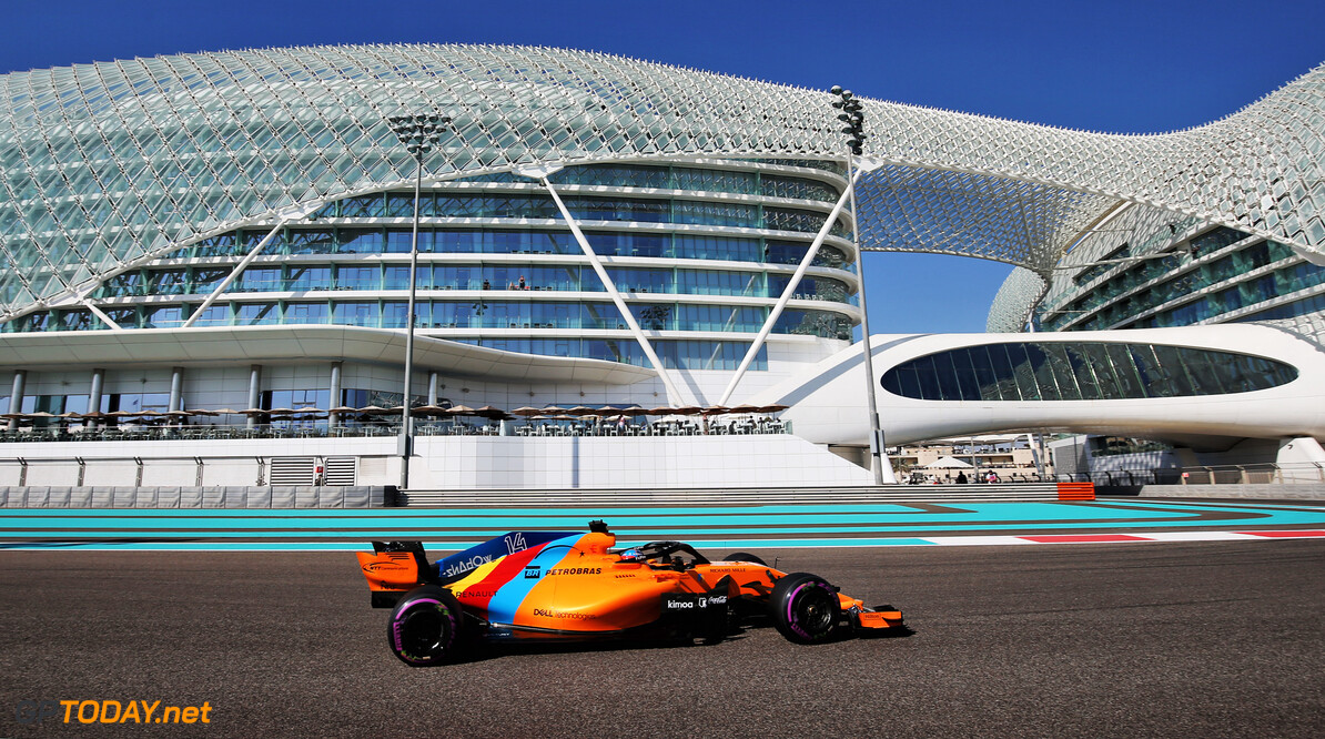 Alonso: McLaren has to be realistic about 'tough' weekend