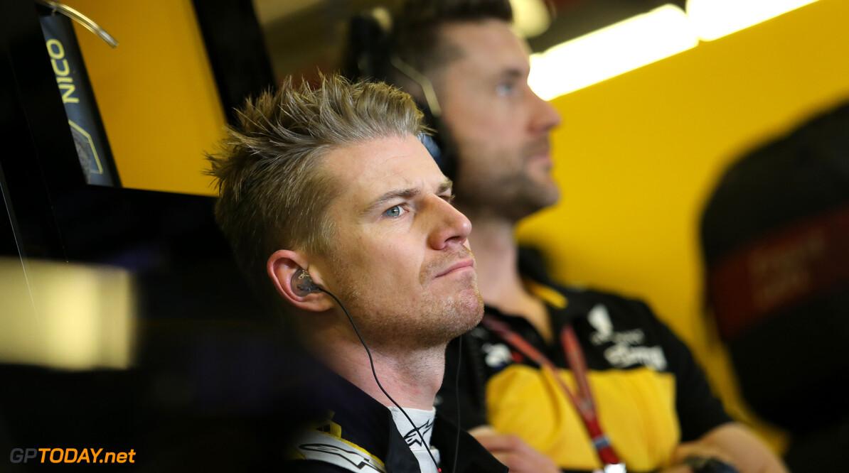 Hulkenberg verwacht dat hij een versnelling op moet schakelen door Ricciardo