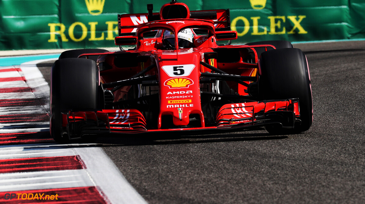Vettel: Tyres will decide Abu Dhabi outcome