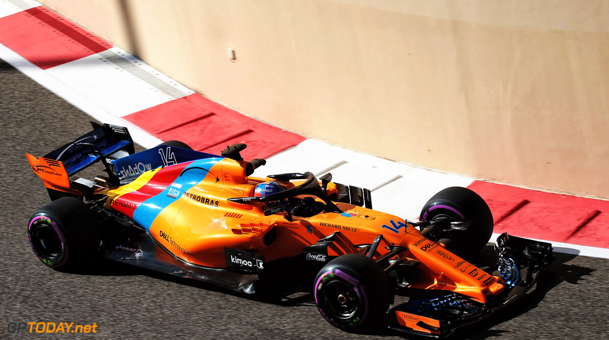 Alonso targeting 'dream' points in final race