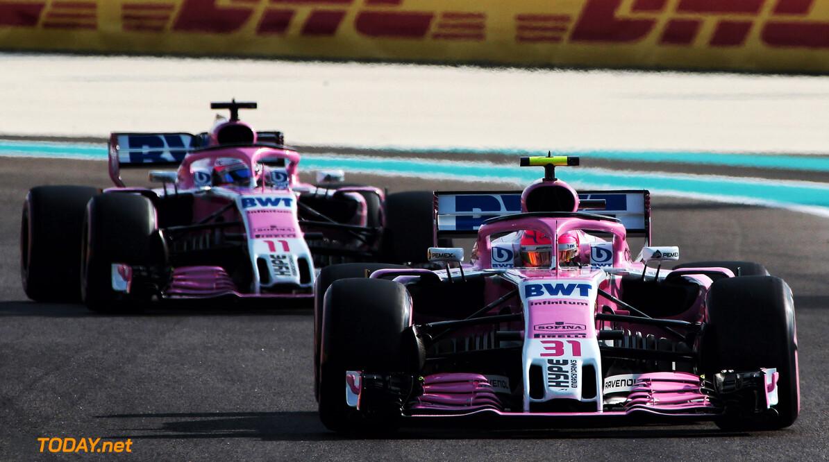 Correlatie komt bij Racing Point Force India niet altijd overeen