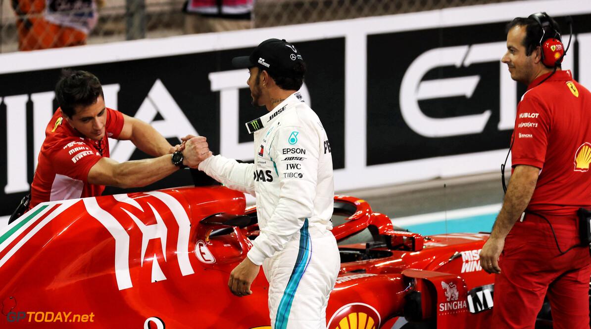 Mercedes followed Ferrari in opting out of Netflix series