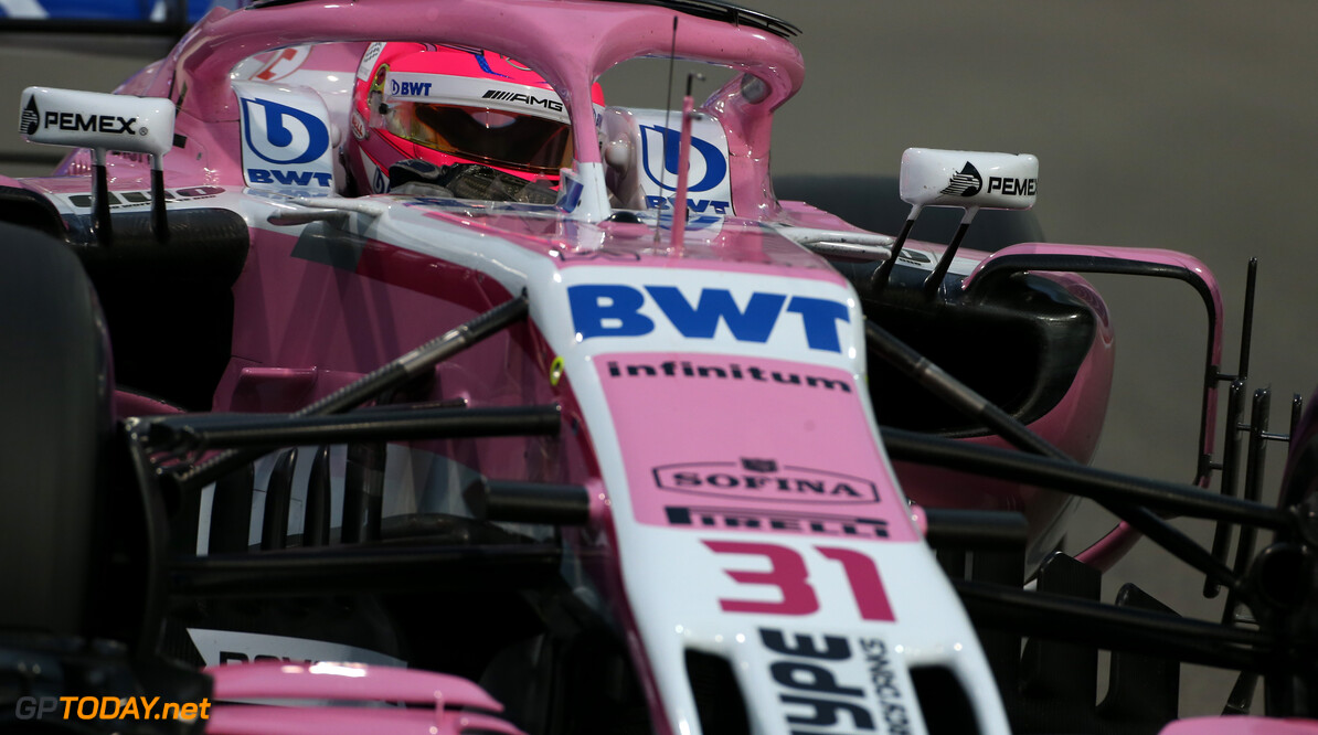 Ocon hoping two years in F1 will present 2020 opportunities