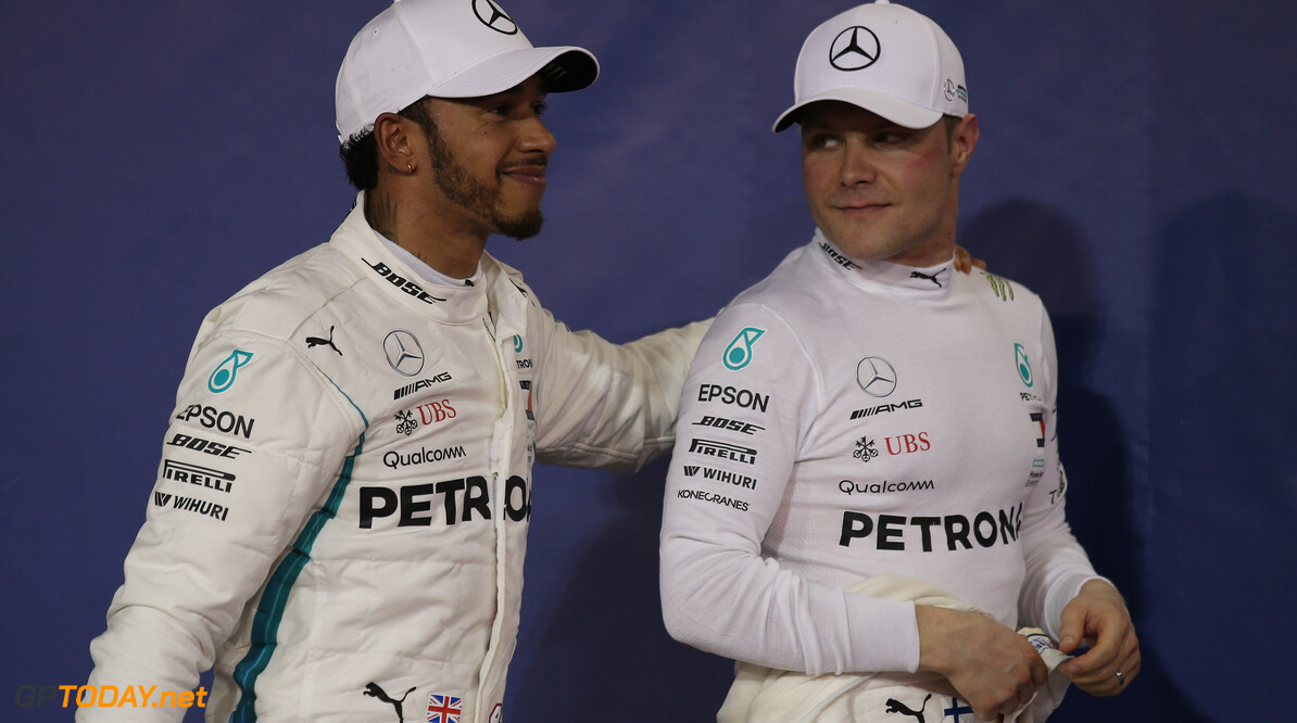 Wolff: Bottas must perform at Hamilton's level going forward
