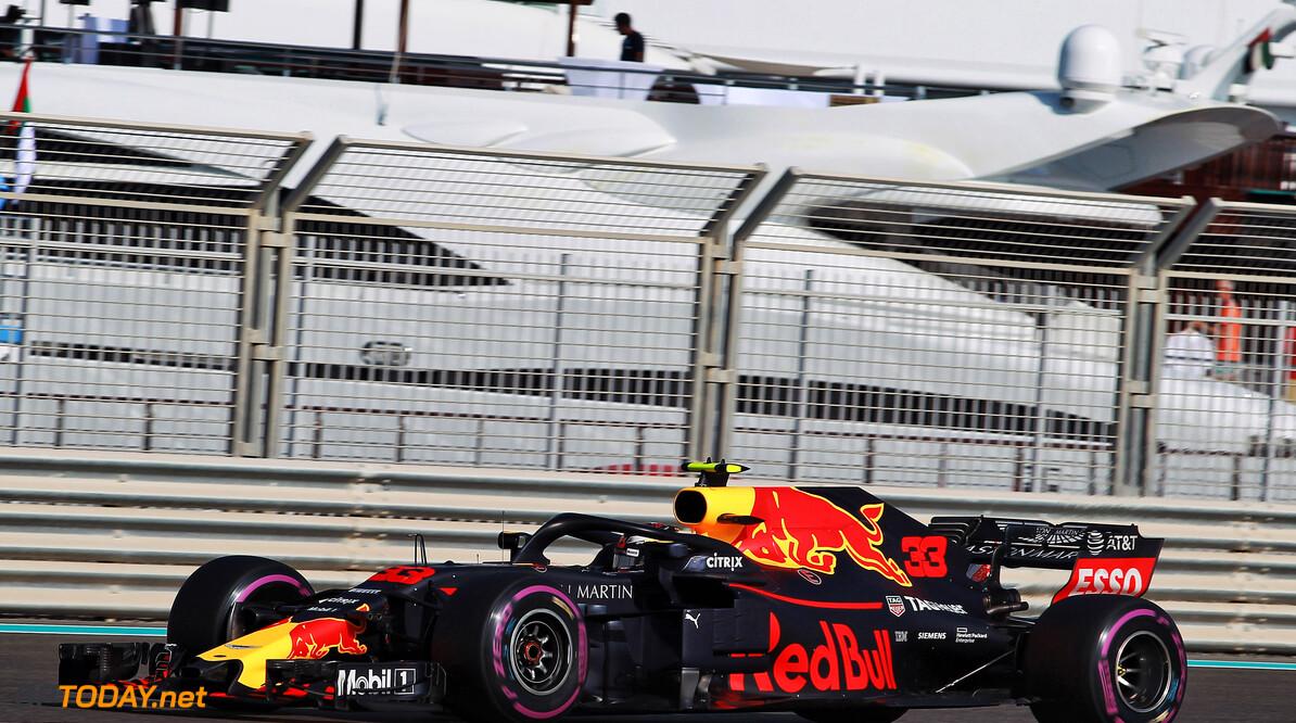Verstappen in 'redelijk lastige race' naar vijfde achtereenvolgende podium