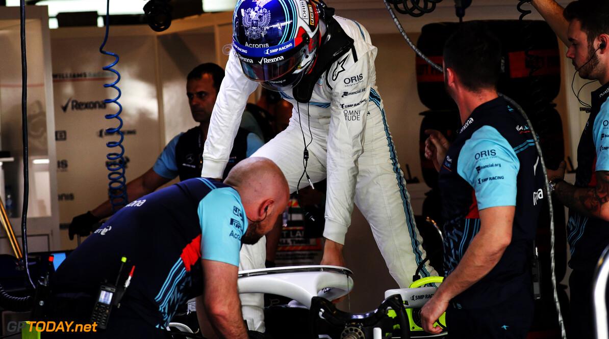 Sirotkin wil in de toekomst terugkeren in de Formule 1