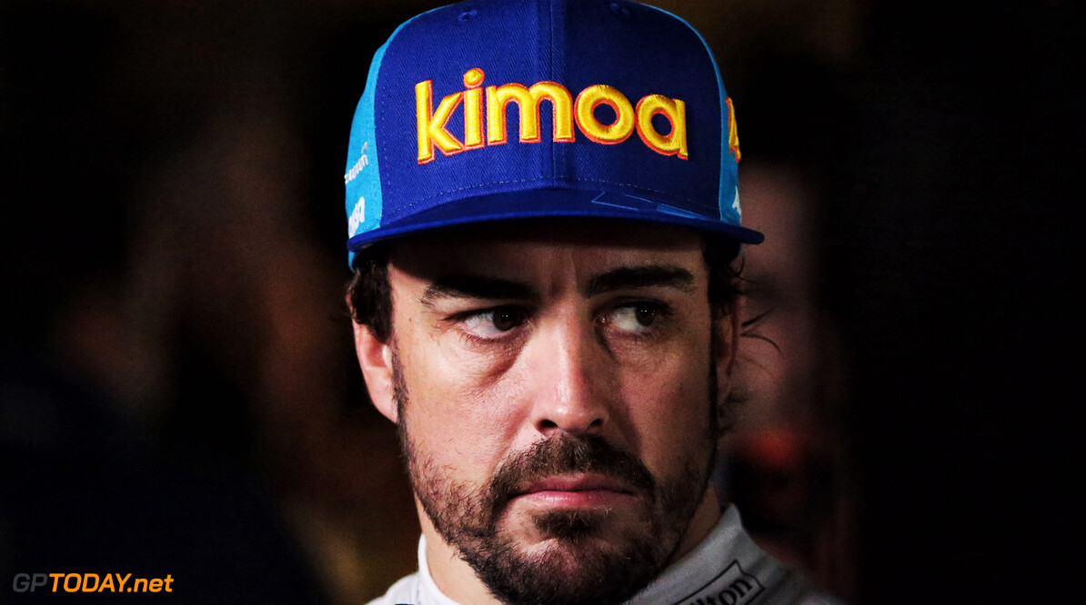 Alonso names toughest F1 rival