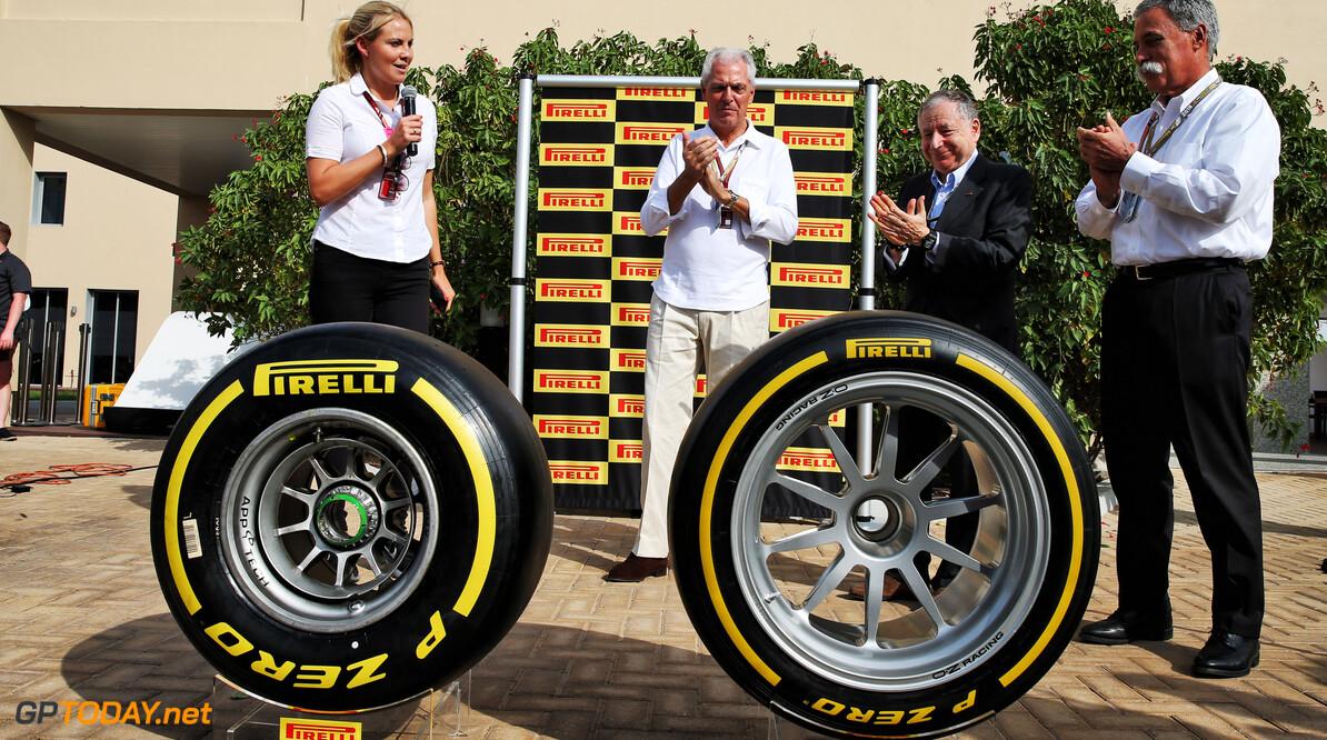 Geruchtenronde : Williams levert Pirelli testauto / Vervanger in beeld voor Paddy Lowe