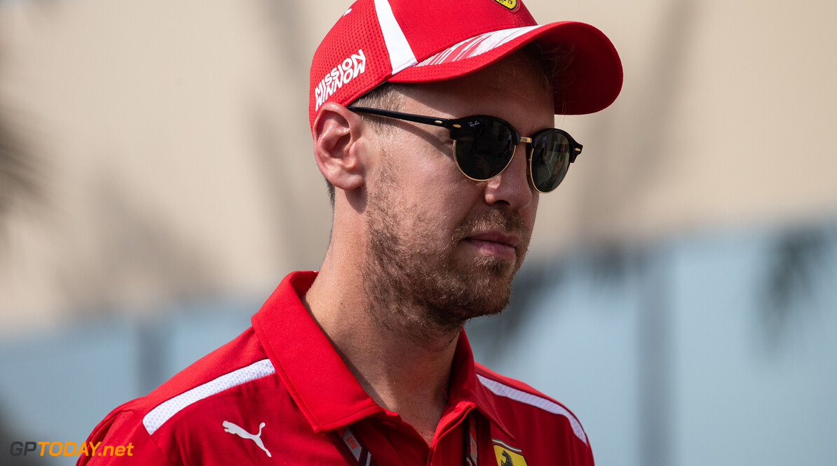Vettel needs time to himself after 'exhausting' year