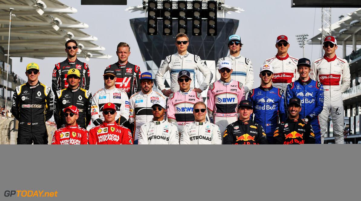 <b>Overzicht</b>: De strafpunten op de licentie per coureur na Abu Dhabi