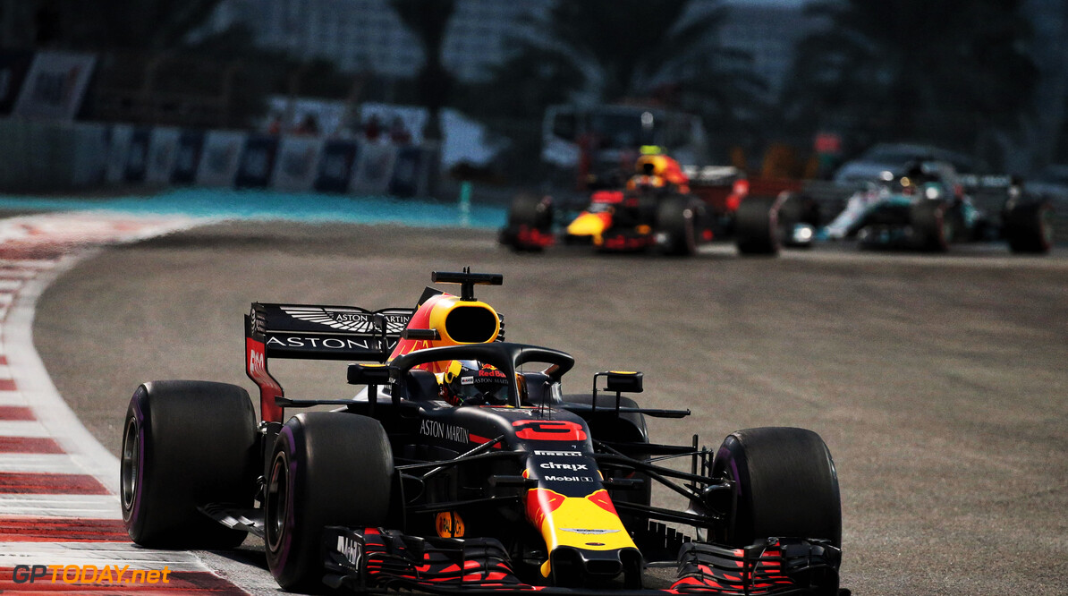 Kiest Red Bull Racing in navolging van Verstappen voor nieuwe kleurstelling?