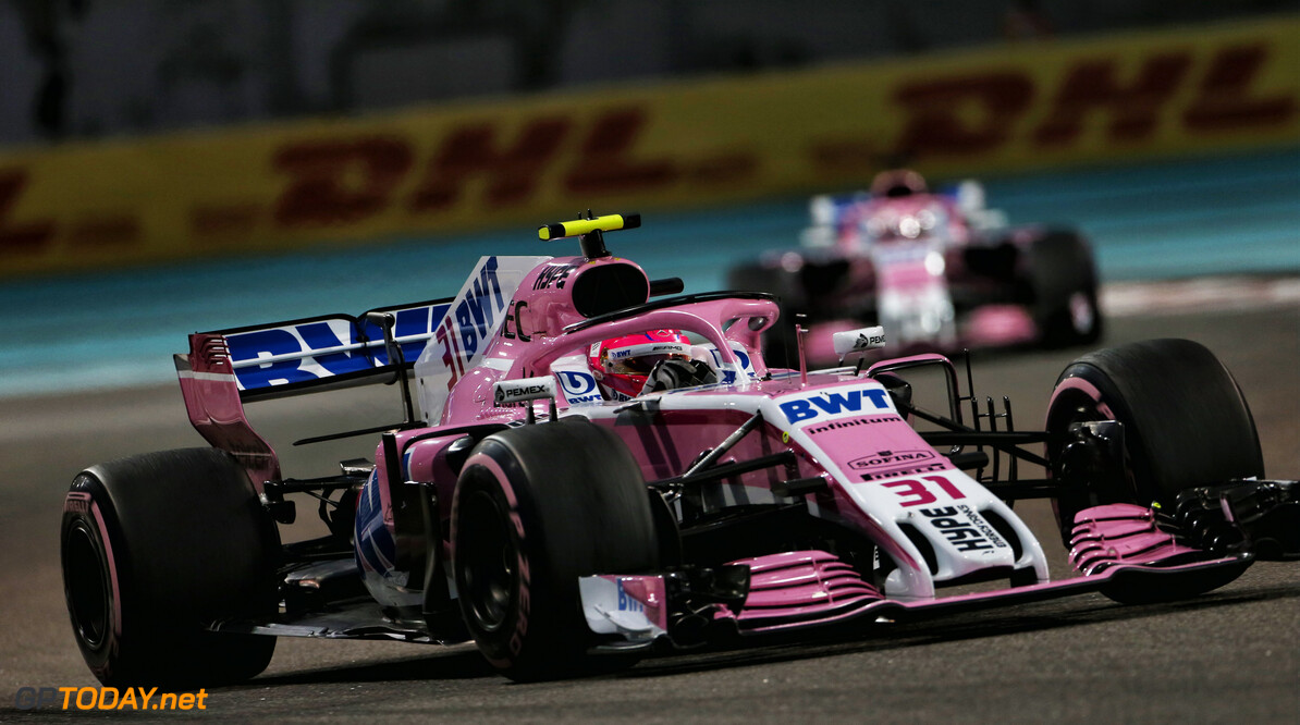 Ocon disappointed with 'frustrating' end to the season