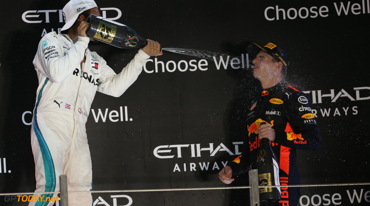 Hamilton gaat Verstappen in extremis voorbij in Power Rankings